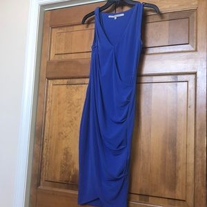 Blue Rachel Roy dress